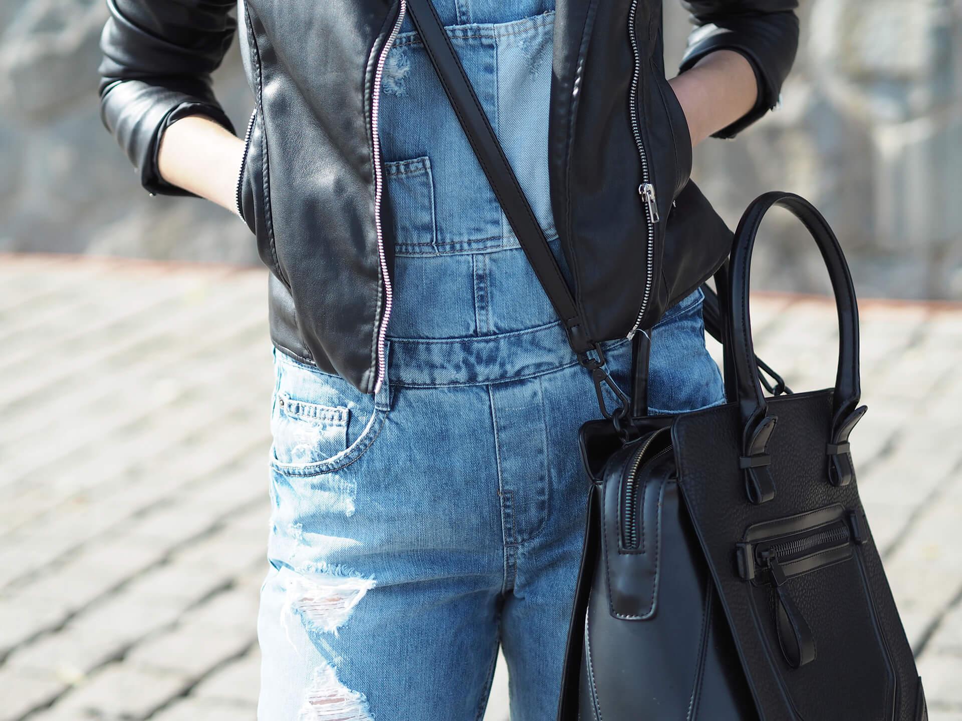 Jarní outfit lacláče