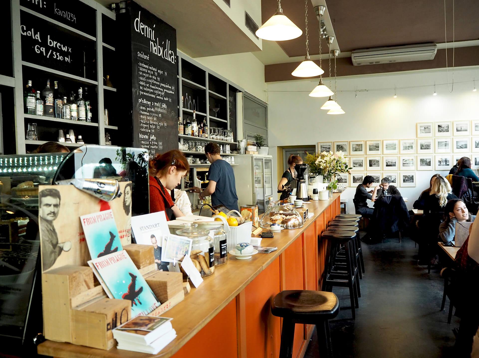 Kavárna Mamacoffee bar